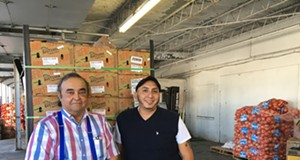Local Produce Company Supplies Area Restaurants with Hard-to-Source Goods