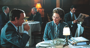Steven Spielberg Delivers Another Classic with <i>The Post</i>