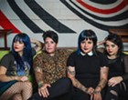 After Coronavirus Cancels Its Tour, San Antonio's Fea Schedules Online Concert, Including Bikini Kill Tribute