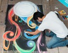 Artpace San Antonio partners with San Antonio Public Library for 17th annual Chalk It Up