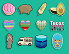 Local Designer Is Selling iMessage Stickers For La Raza