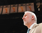 Coach Pop Praises Women's March, Shames Trump in Interview