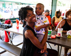 Everyone we saw at the San Antonio Juneteenth Association's 2021 Texas Freedom Festival