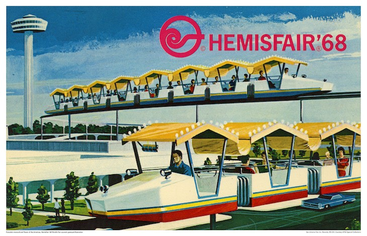 Sneak Peek of the Convention Center's 'Confluence' and HemisFair '68 Exhibits