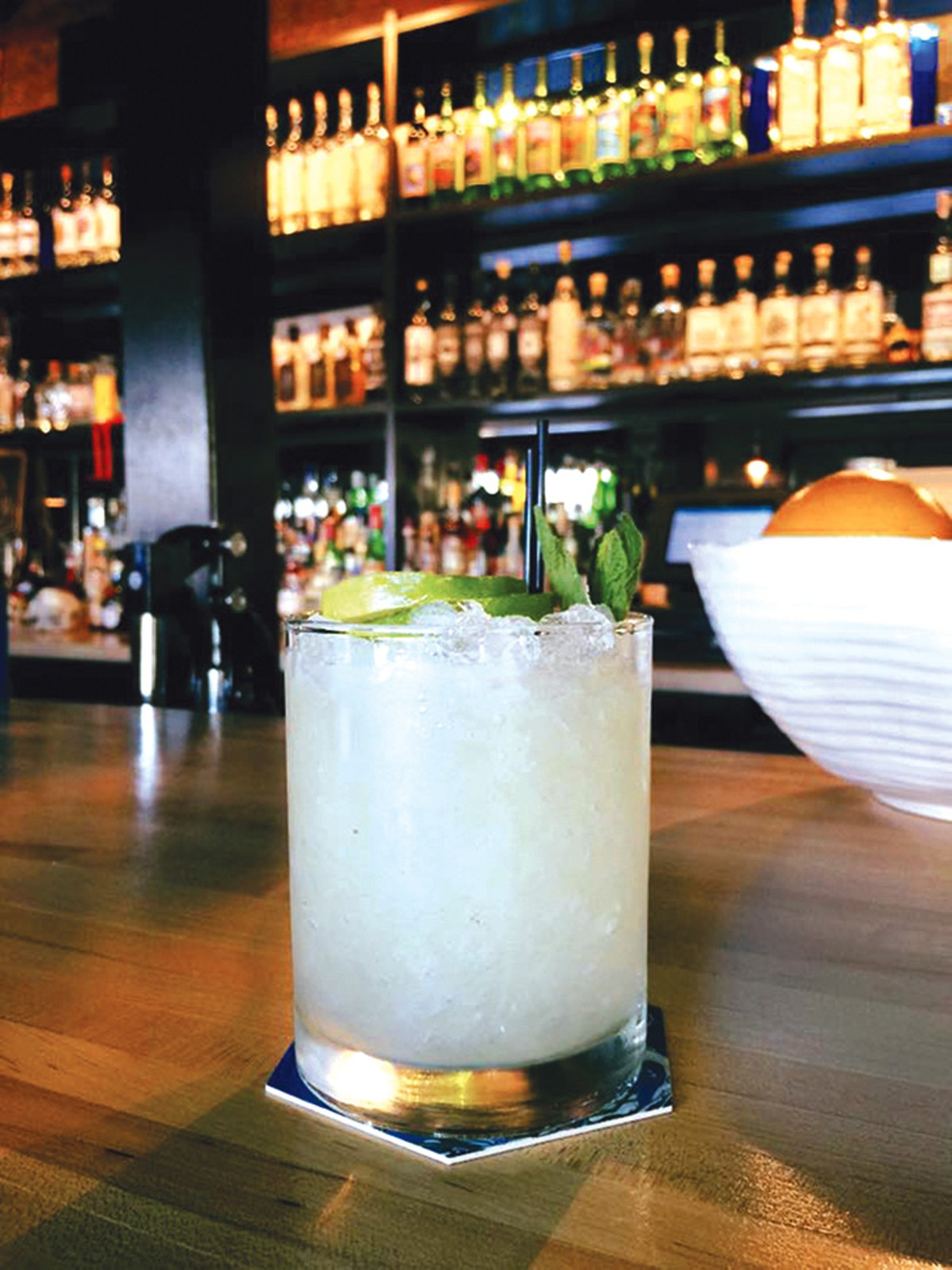 Get happy with a margarita or two.