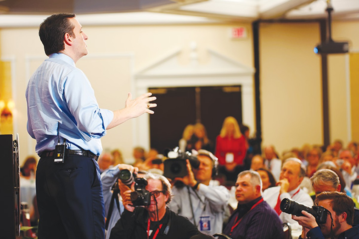 Ted Cruz does not understand religious liberty.