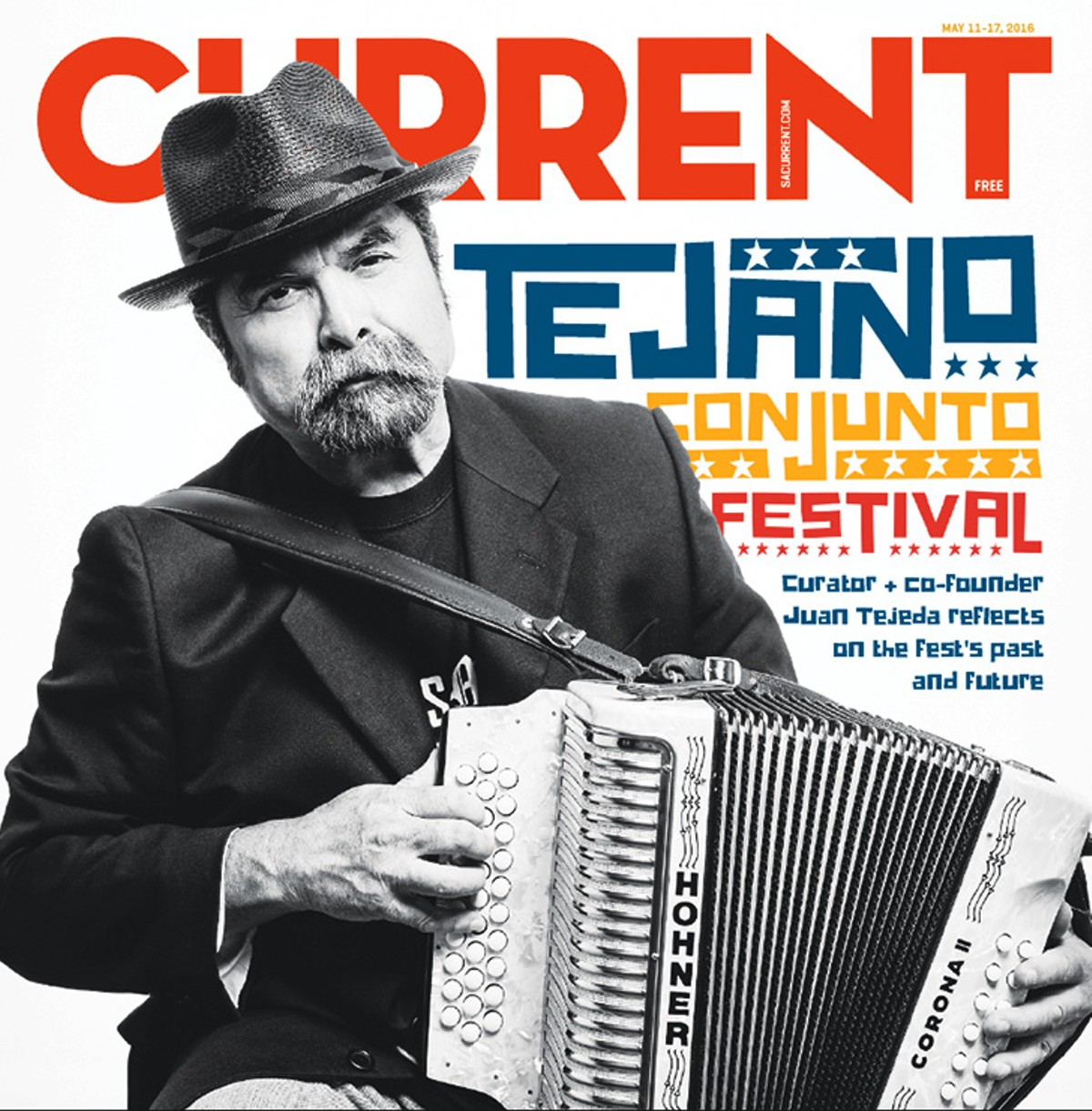 A changing of the guard for the Tejano Conjunto Festival