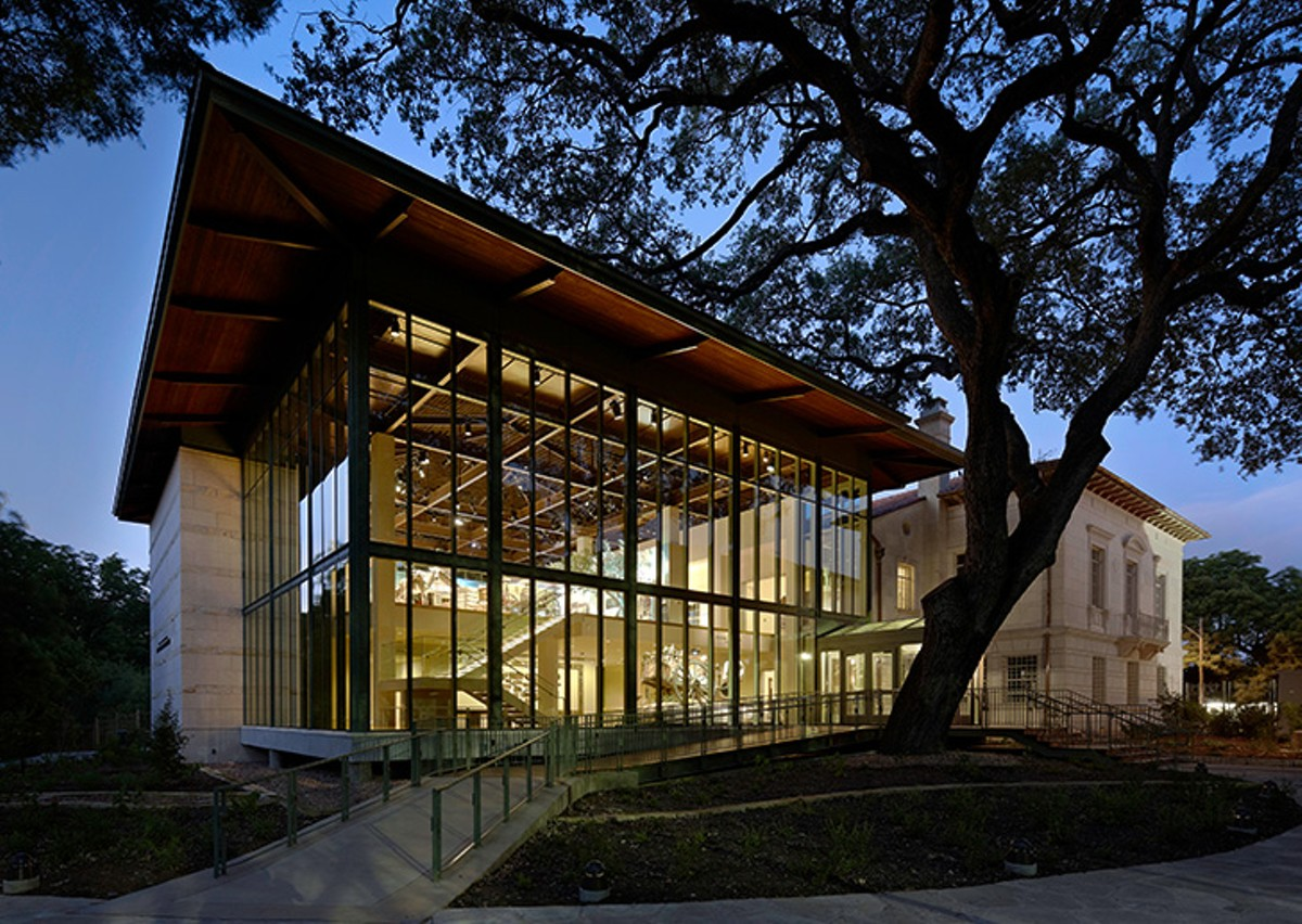 The Witte's South Texas Heritage Center (Ford, Powell & Carson)