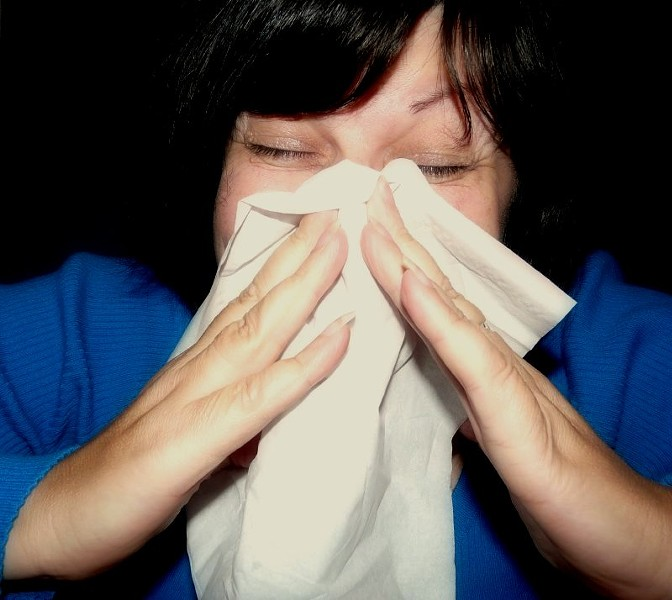 San Antonio's pollen count makes the city among the worst in the nation for spring allergies. - WIKIPEDIA COMMONS