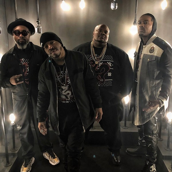 FACEBOOK / DRU HILL