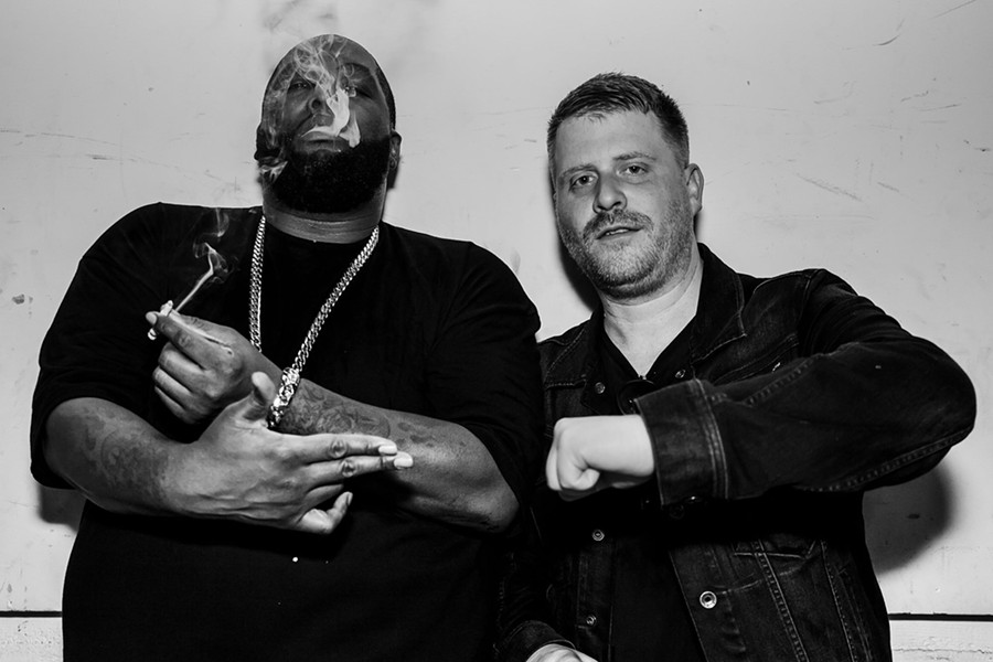 FACEBOOK, RUN THE JEWELS