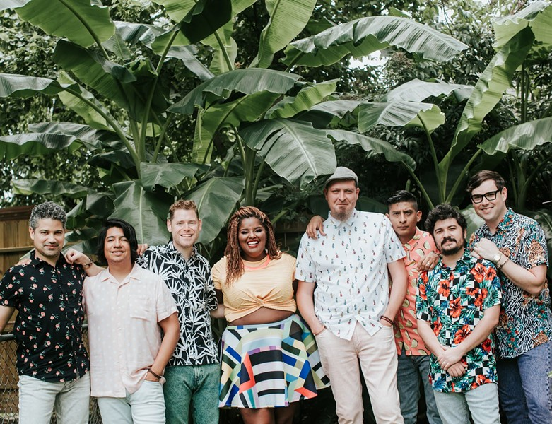 The Suffers - COURTESY OF LIVE NATION