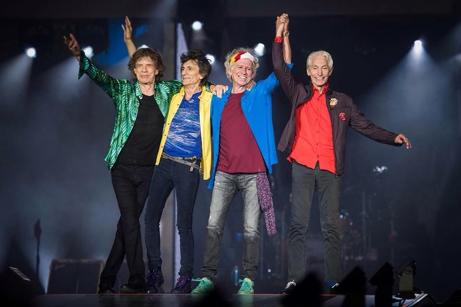 FACEBOOK / THE ROLLING STONES