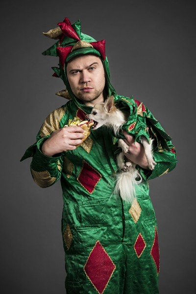 COURTESY OF PIFF THE MAGIC DRAGON