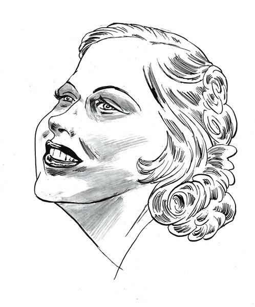 Mary Carlisle - GREG HOUSTON