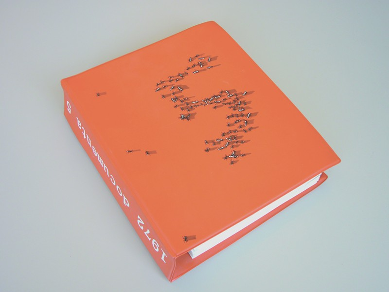 """Harald Szeeman: Documenta 5"" - COURTESY OF THE SOUTHWEST SCHOOL OF ART"