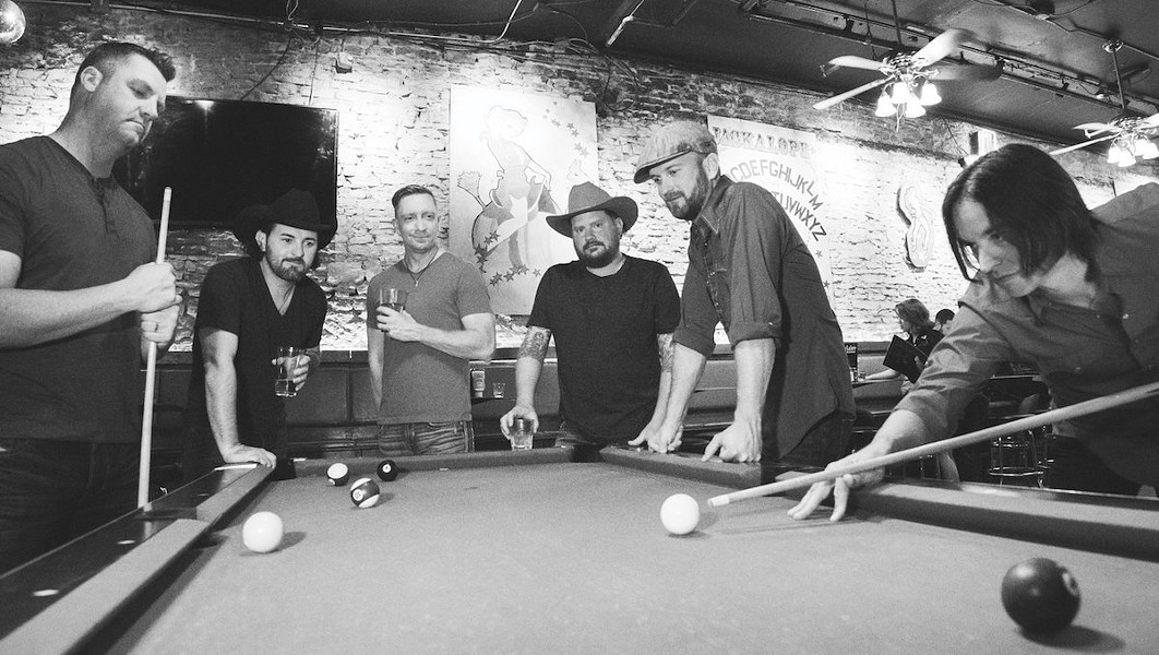 The Randy Rogers Band - COURTESY
