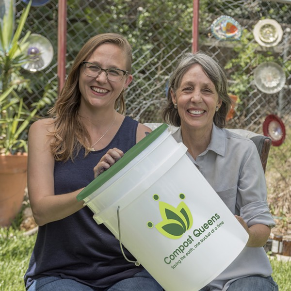 COURTESY COMPOST QUEENS