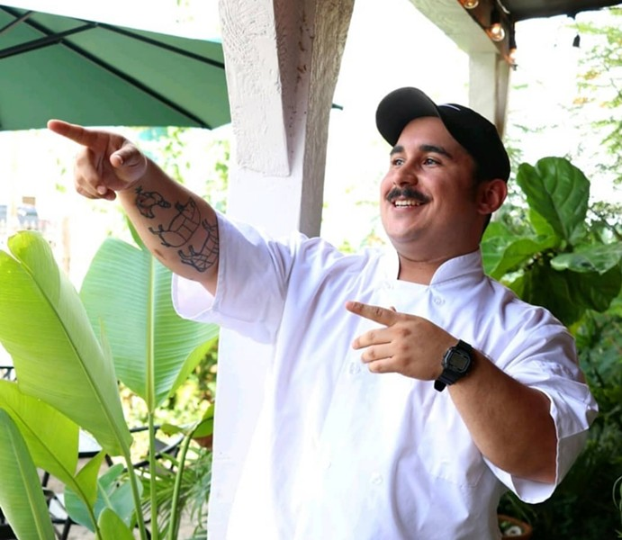 Matt Garcia will take over as the Cookhouse's first General Manager - COURTESY COOKHOUSE