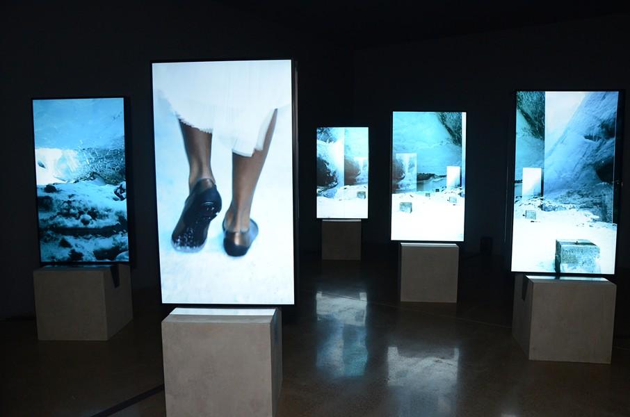 Isaac Julien's Stones Against Diamonds - BRYAN RINDFUSS