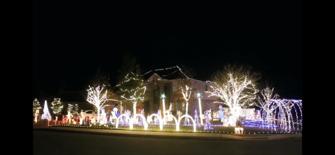 FACEBOOK / HINOJOSA FAMILY LIGHTS - BOERNE, TX