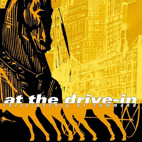 FACEBOOK / AT THE DRIVE IN
