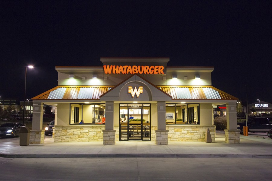 COURTESY PHOTO / WHATABURGER