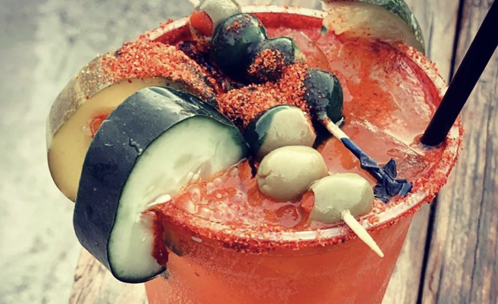 Social Spot, the 2019 Michelada Madness champion, is closed for now, but you can still enjoy Michelada at home for National Michelada Day. - INSTAGRAM / SOCIAL_SPOT_SATX