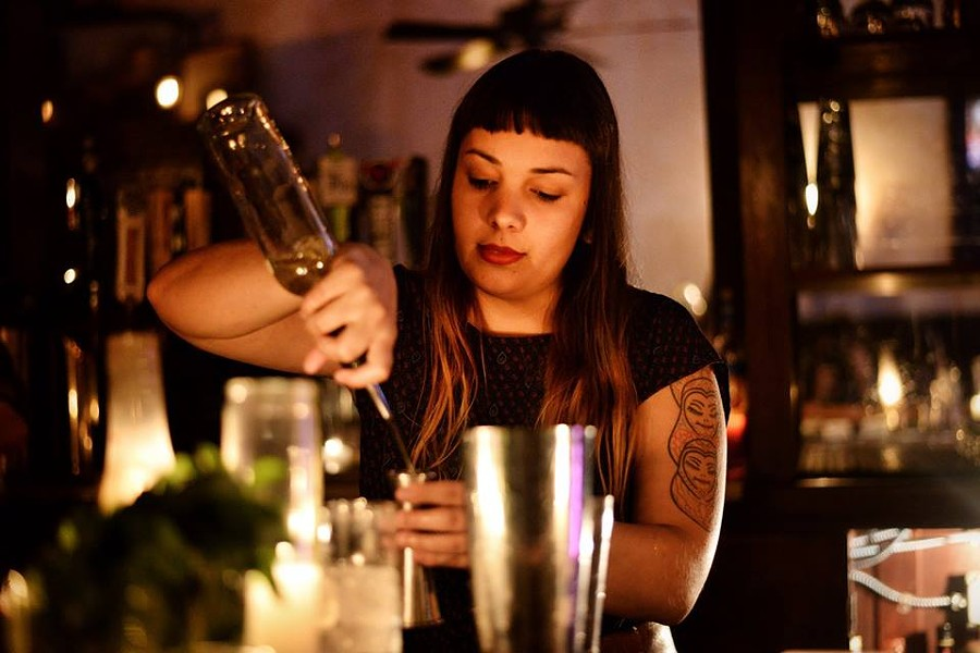 Want your craft cocktails fast? Get them from Zulco. - KODY MELTON/ESQUIRE TAVERN