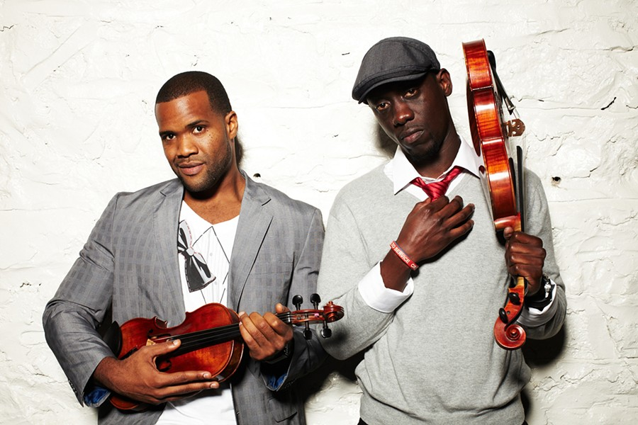 Black Violin - COURTESY