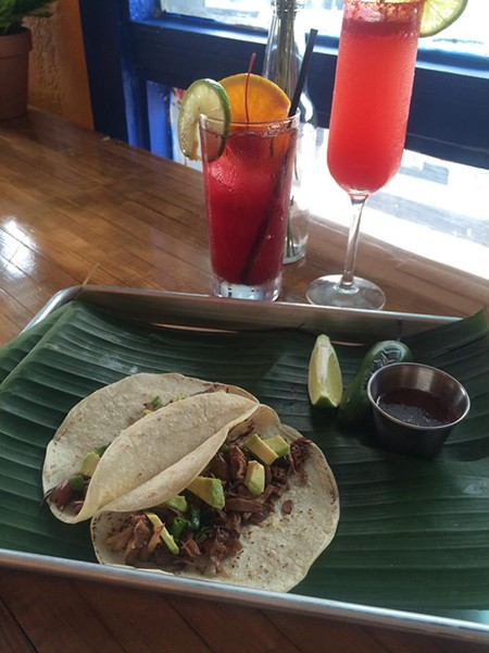 The brunch stylin's at La Botanica. - LA BOTANICA/FACEBOOK