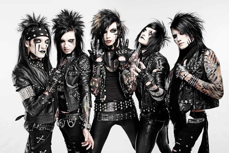 Black Veil Brides - COURTESY