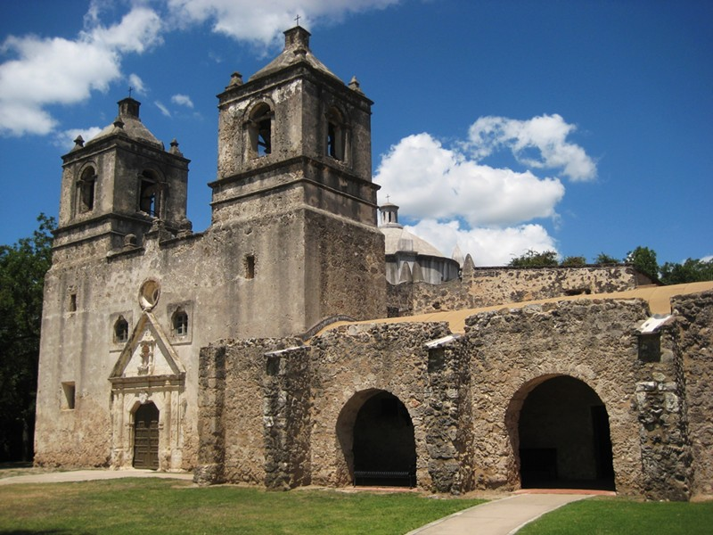 Mission Concepción - WIKICOMMONS