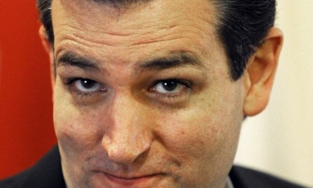 Is Ted Cruz a secret freak nasty?