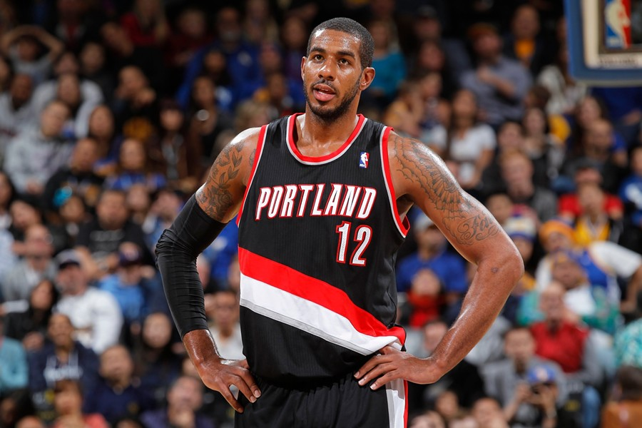 LaMarcus Aldridge - YOUTUBE