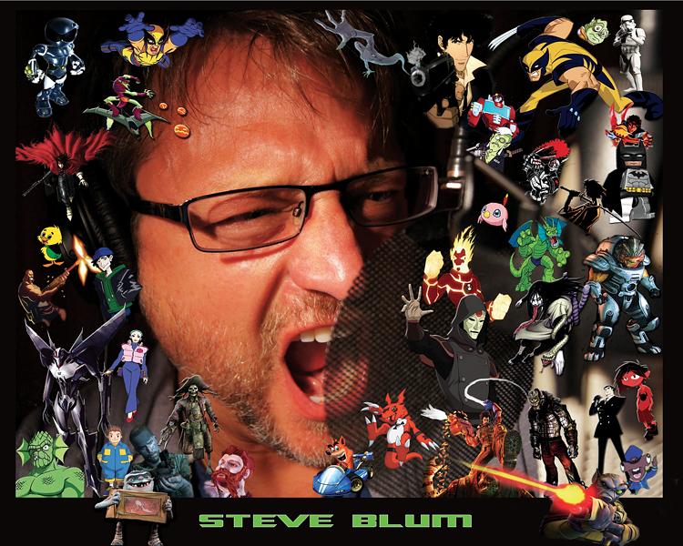 Steve Blum - SAN-JAPAN.ORG