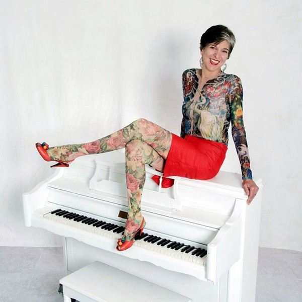 Marcia Ball - COURTESY