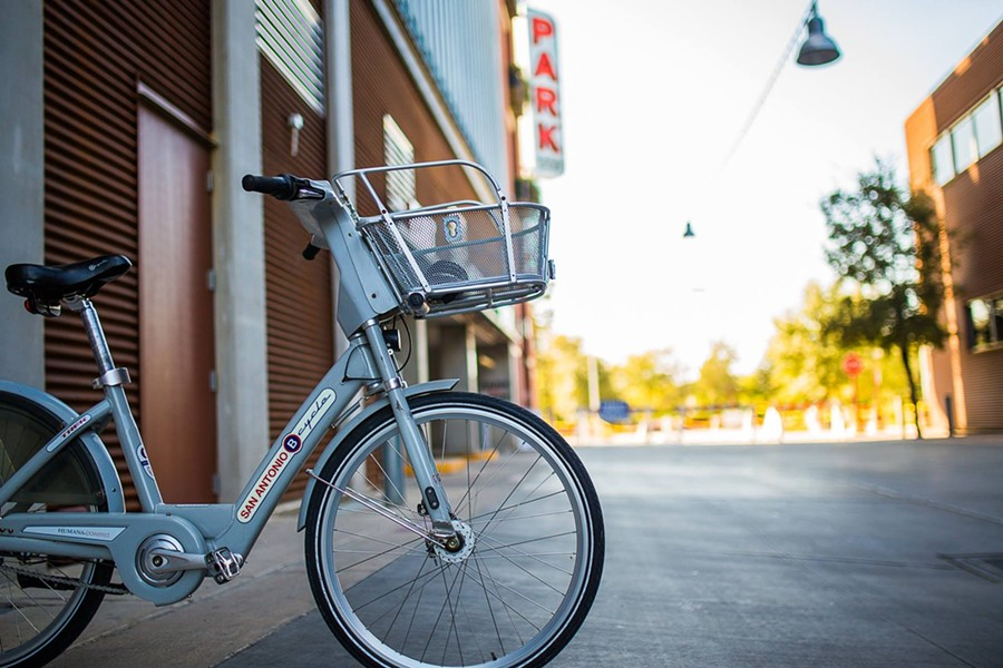 SA took a pioneering lead in introducing B-Cyle. The program has been a bit in limbo and its future will now be linked to VIA. - SAN ANTONIO B-CYCLE/FACEBOOK