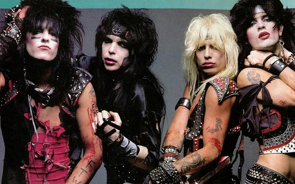 Mötley Crüe - COURTESY