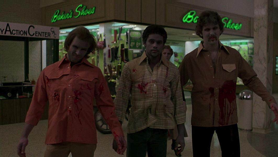 A still from 'Dawn of the Dead' - COURTESY
