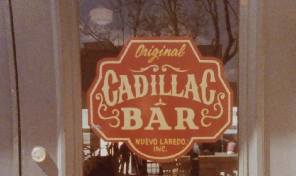 San Antonio's iconic Cadillac Bar is one casualty of the COVID-19 pandemic. - INSTAGRAM / TEXAS.IS.THE.REASON
