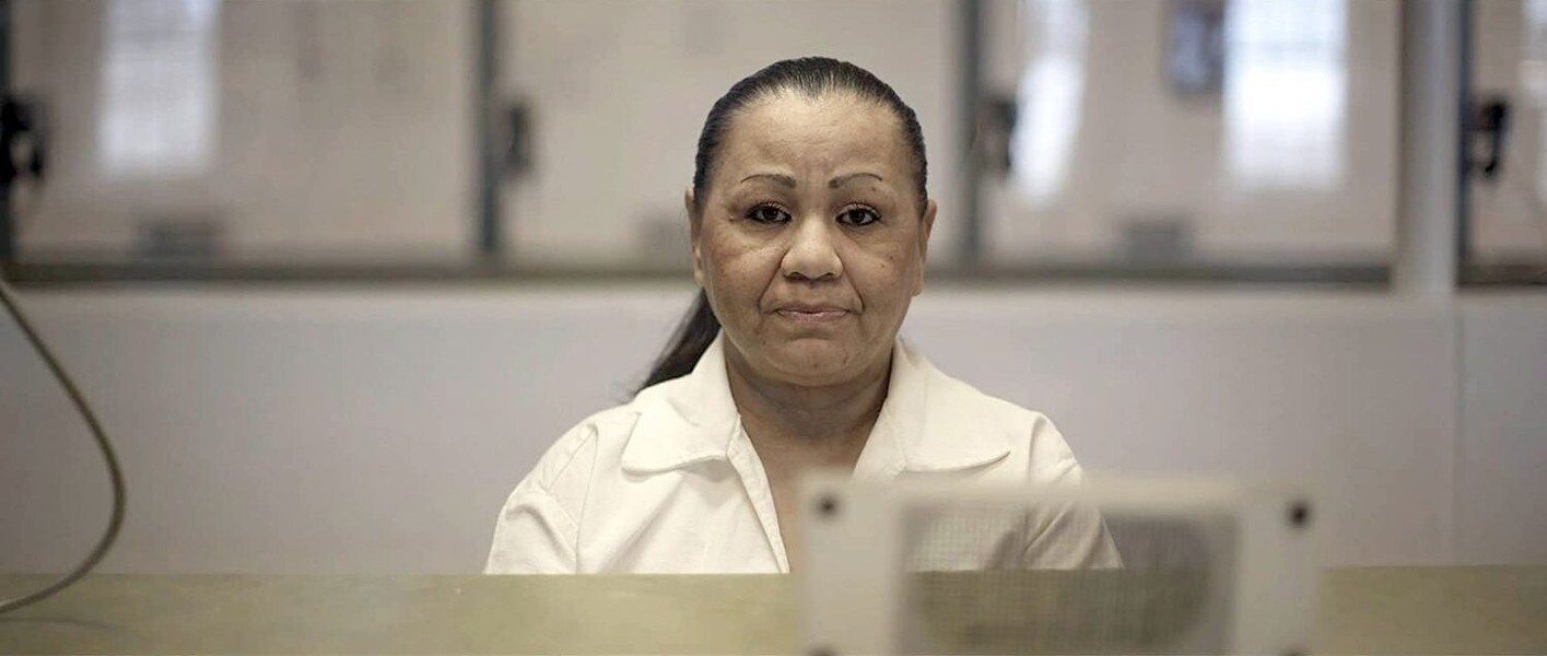 Melissa Lucio, the subject of a new documentary, was the first Latina sentenced to death in Texas. - FILM RISE