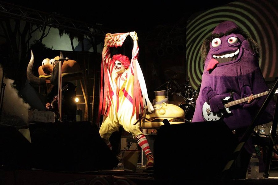 Mac Sabbath - FACEBOOK.COM