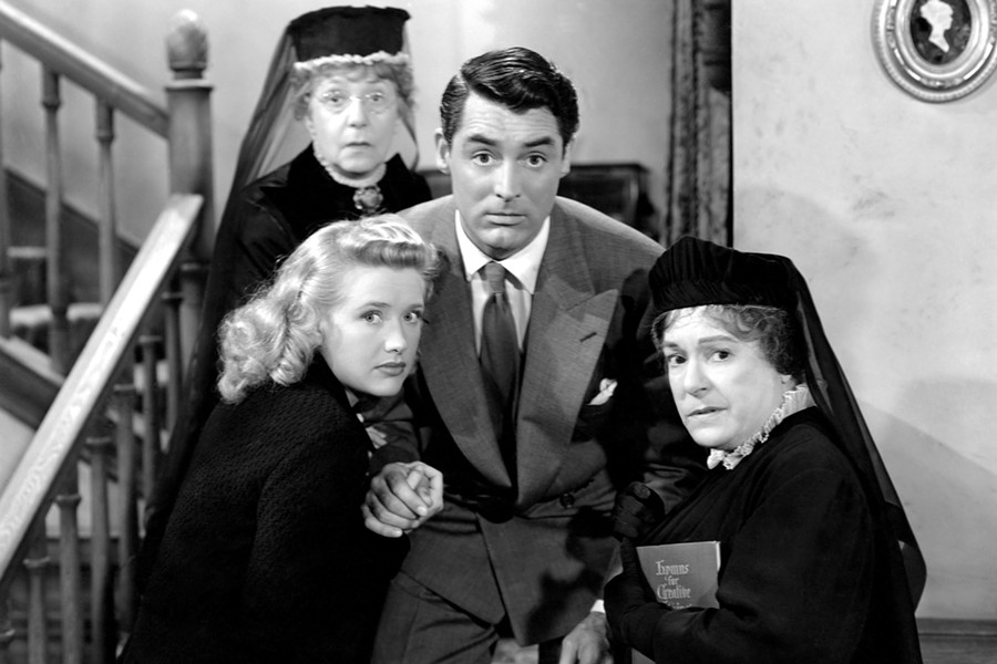 Arsenic and Old Lace - COURTESY