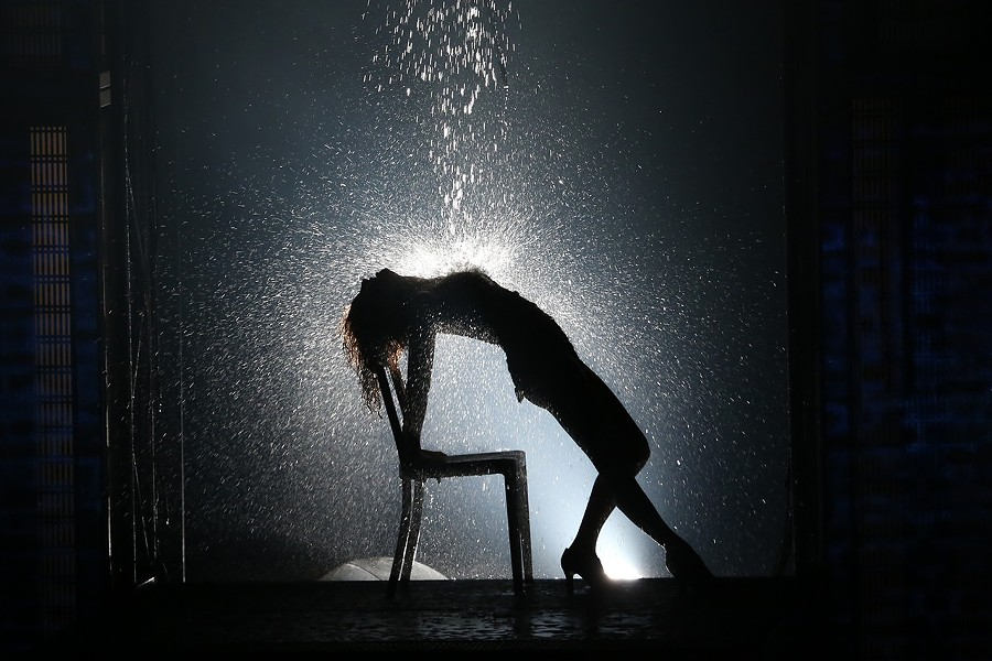 Flashdance The Musical - COURTESY