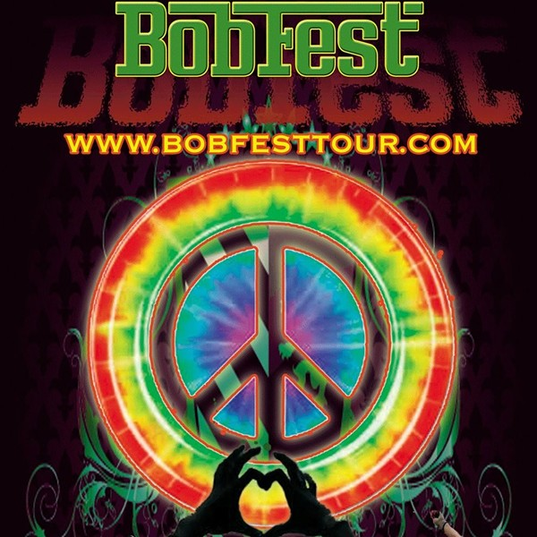 Returning to the city that loves it so, BobFest, now in it's twenty-first year - COURTESY