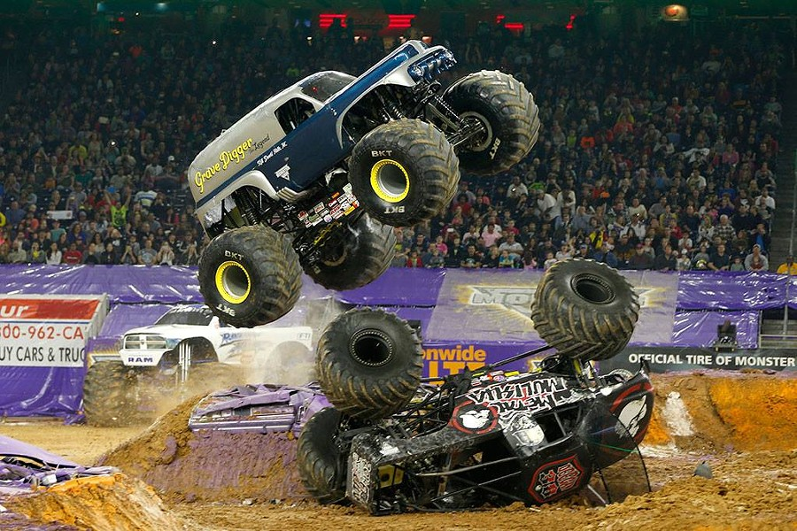 MONSTER JAM/FACEBOOK