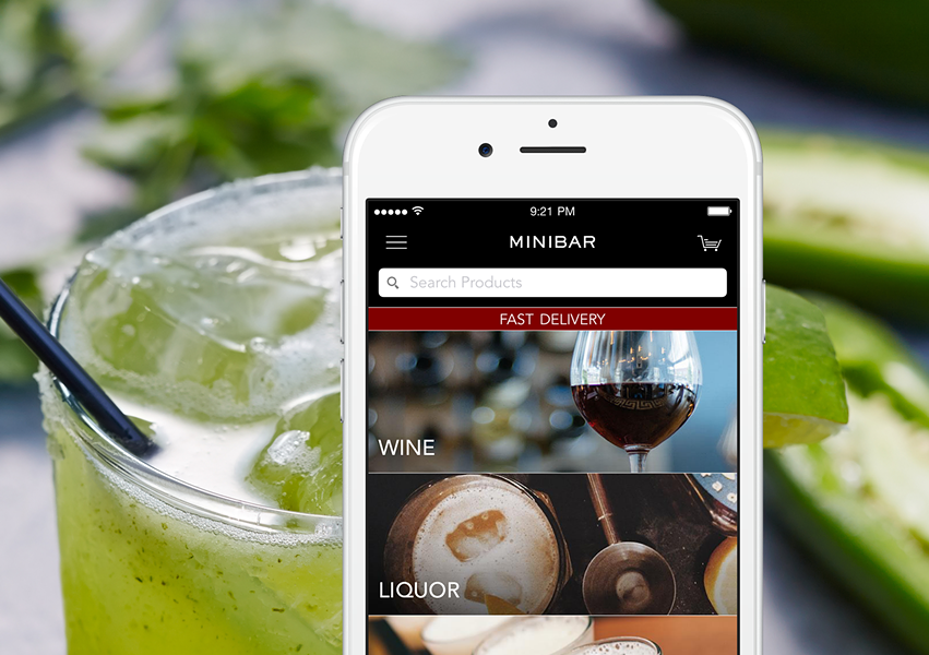 Wine, Beer and Spirits on the go. - COURTESY