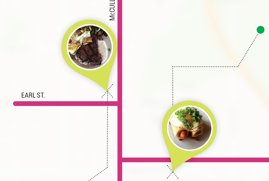 Dining outside of Pearl, Downtown or Southtown? What a progressive idea. - SAN ANTONIO CURRENT