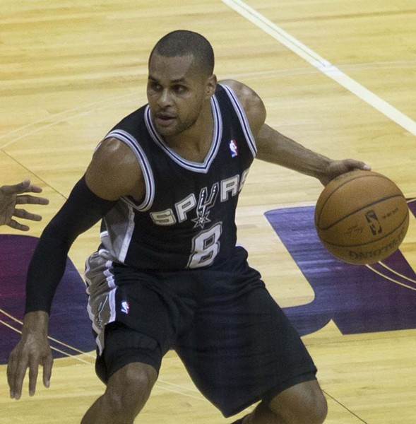 Patty Mills and the Spurs haven't lost in SA since March. - WIKIMEDIA COMMONS